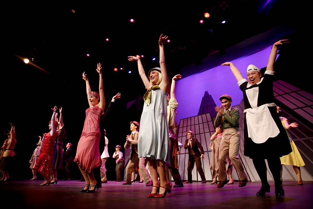 Photo from theatre show