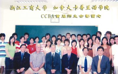 Capilano College in China: internationalization