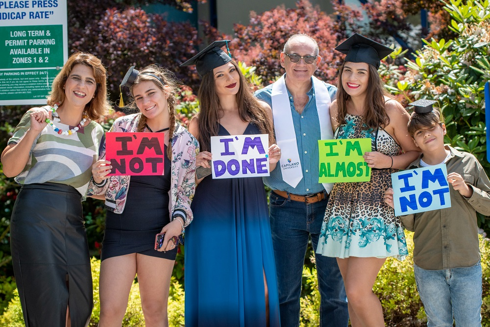 Capilano University Convocation 2019. Photo by Scott Robarts